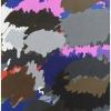 Sturm, 2015 Acryllack auf Leinwand 190×120cm